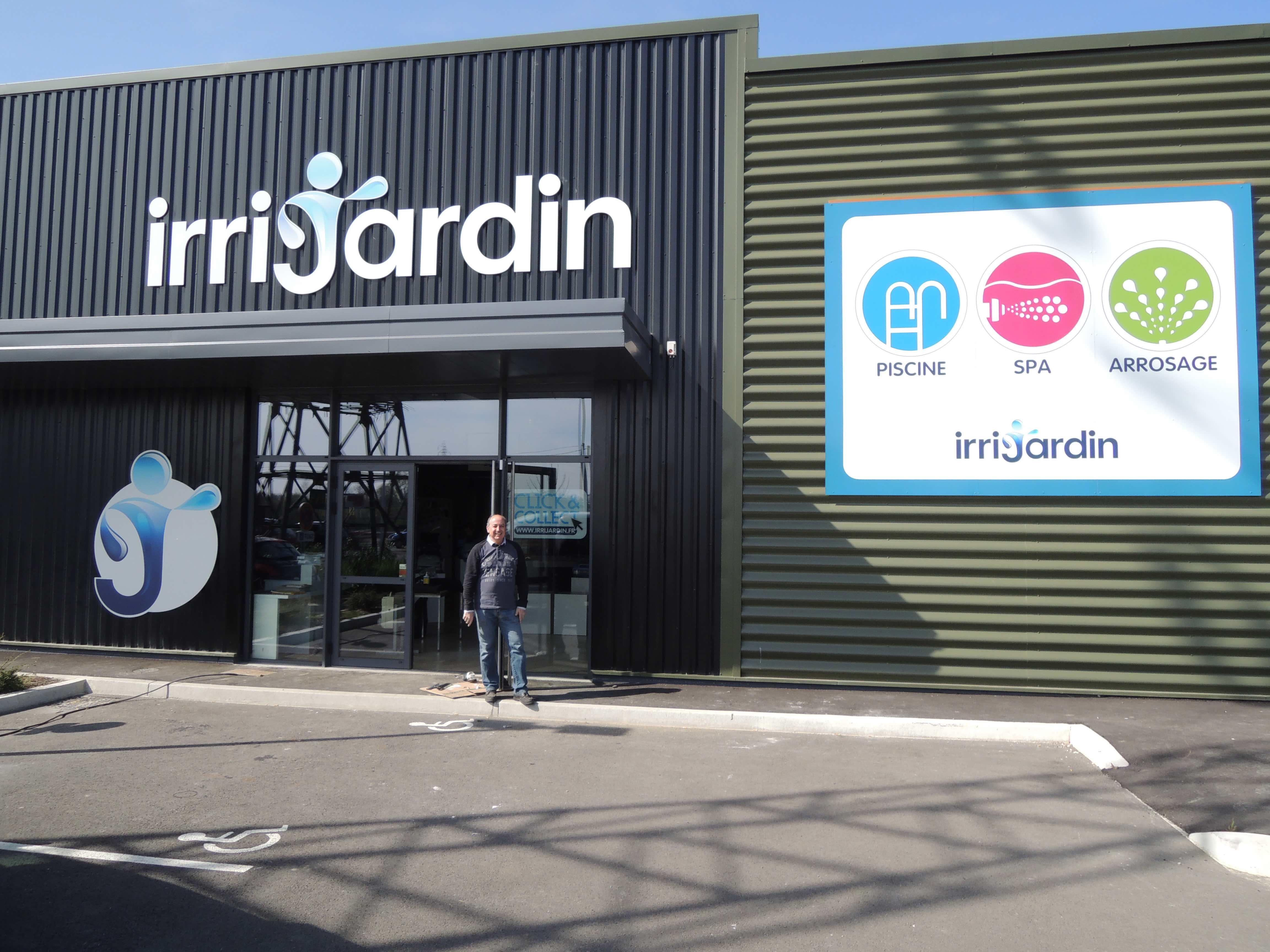magasin Irrijardin